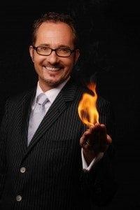 In Dir muss brennen, was Du in anderen entzünden willst !