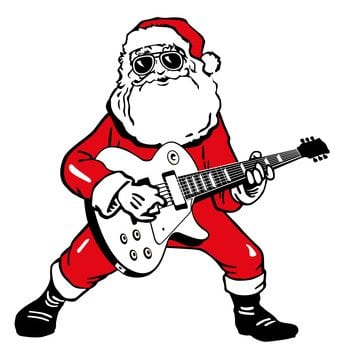 Weihnachtsfeier ... rocken erlaubt !