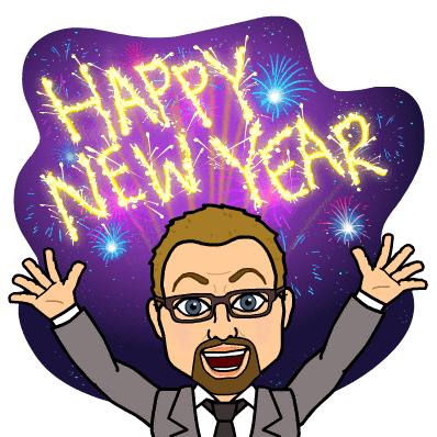 Neujahrsgruesse