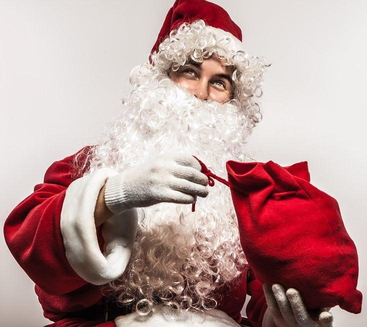 Weihnachtspost Knigge