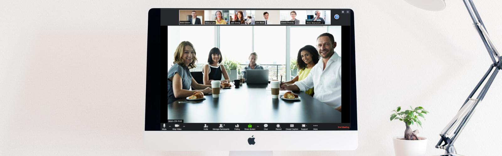 Zoom Meetings leicht gemacht
