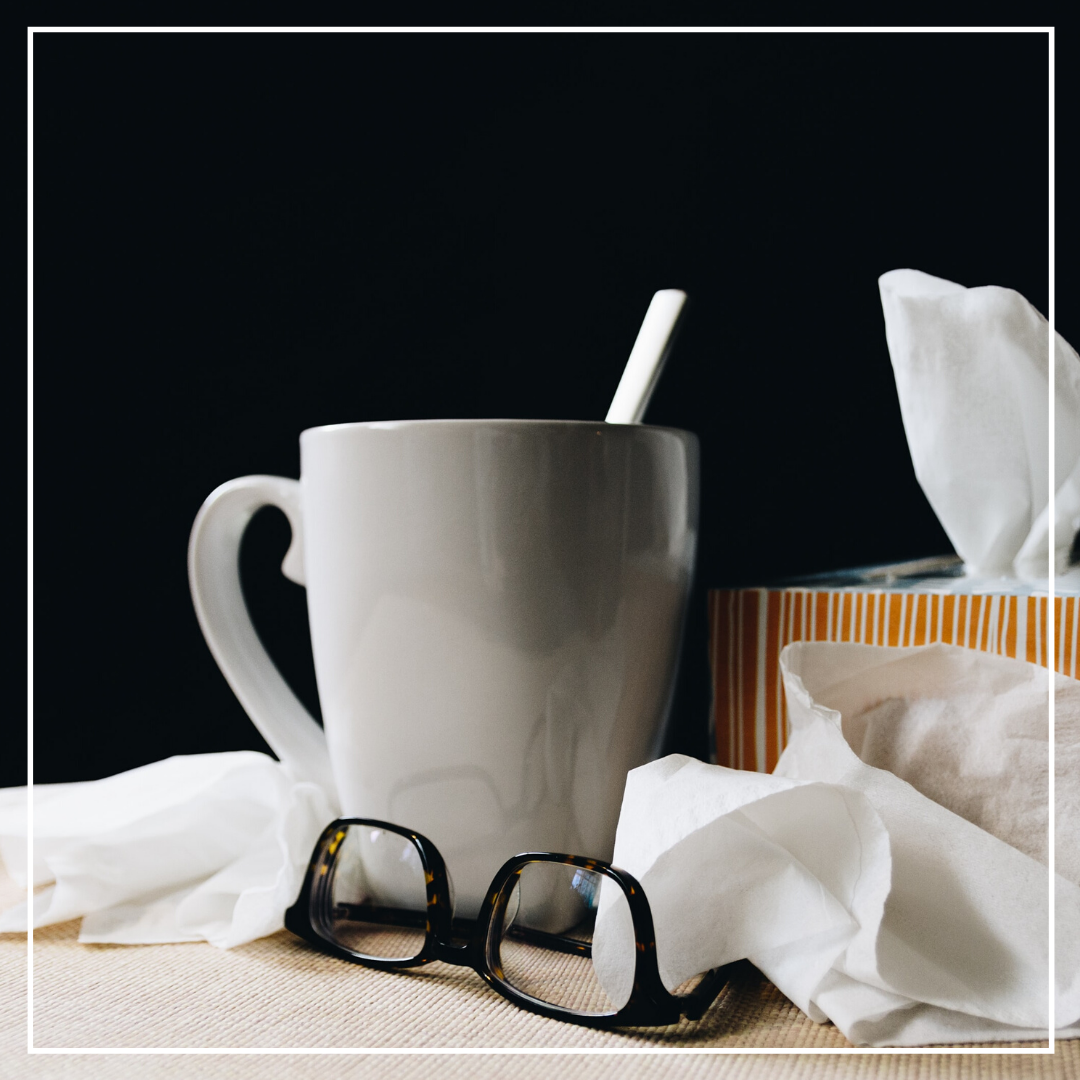Erkältungsknigge Umgangsformen bei Erkältung und Grippe