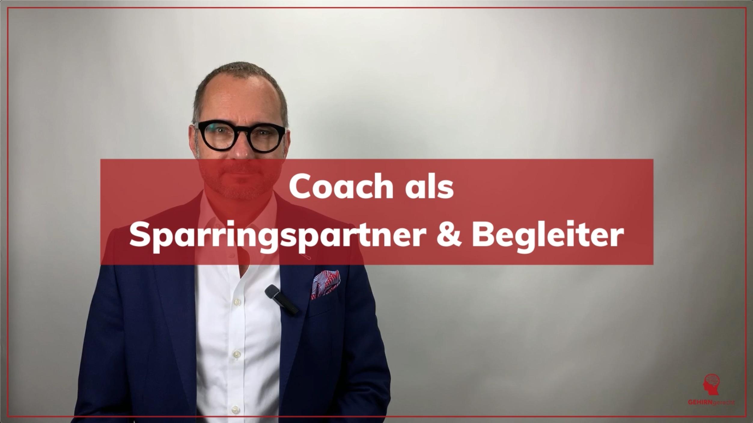 Coach als Sparringspartner